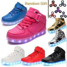 Kids Light Up Shoes Light Up Shoes Ebay