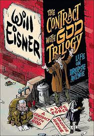 the contract with god trilogy on dropsie avenue by will eisner