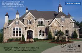 chateau style house plans mon chateau house plan house plans by garrell associates inc