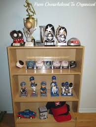 his and items tips for decluttering sports memorabilia decluttering sentimental