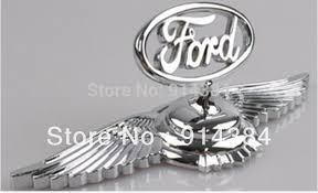 used for ford eagle stand car chrome logo ornaments