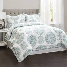Comforter Evelyn Medallion 4 Piece Comforter Set
