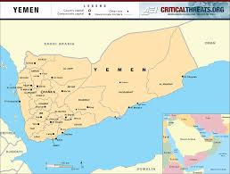 Arabian Desert Map Al Qaeda In Yemen Countering The Threat From The Arabian