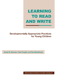 161 learning to read write by naeyc issuu