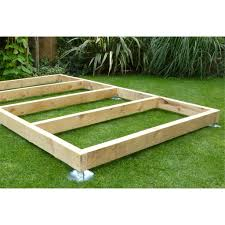 what is the best shed base shedsfirst