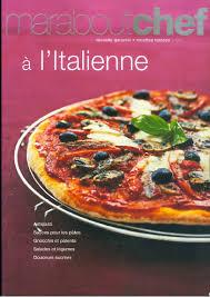 livre cuisine italienne cuisine italienne livres recettes cuisines