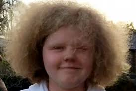 put your on a haircut 15 year old put in isolation at school for breaching rules after