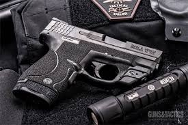 smith and wesson m p 9mm tactical light m p shield upgrade options gunsandtactics com