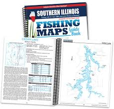 Northern Illinois Map by Southern Illinois Fishing Map Guide Sportsman U0027s Connection