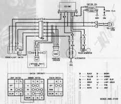 100 wiring diagram for 84 honda trx 200 universal voltage
