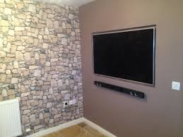 Hidden Cable Tv Wall Mount 55