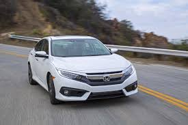 honda civic 2016 2016 honda civic coupe touring one week review automobile magazine