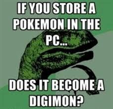 Raptor Memes - 3d576dcdc1dc92e0d0aacac5a69edd76 digimon anime digimon memes jpg