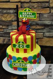 elmo birthday cakes 2 tiered elmo birthday cake for a cake a cake