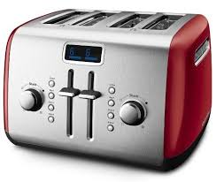 Cuisinart Touch To Toast Digital Toaster Cpt 4 Best 4 Slice Toasters To Buy For Under 100 Super Kitchen Com