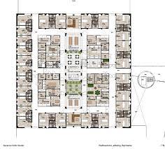 floor plan of hospital hospital interior design floor plan and layout psychiatry unit