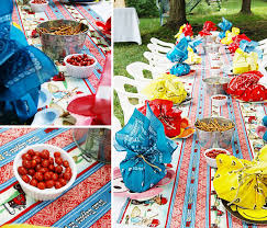 Picnic Decorations A Charming Southern Style Summer Picnic Hostess With The Mostess