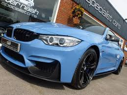 Bmw M3 Automatic - used 2016 16 bmw m4 3 0 dct automatic for sale in southampton