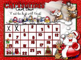 christmas calendar christmas calendars for kids blank calendar design 2018