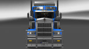 kenworth w900 parts kenworth w900 1 23 update truck euro truck simulator 2 mods