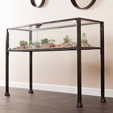 Upton Home Coffee Table Upton Home Display Terrarium Console Sofa Table Overstock