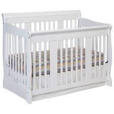 Gray Convertible Cribs by Stork Craft Tuscany 4 In 1 Convertible Crib White Baby Cribs