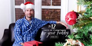 the 12 days of christmas for your hubby imom