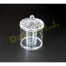 Acrylic Bathroom Accessories Taiwan Acrylic Bathroom Accessories Carrousel Lid 2 In 1 Cotton