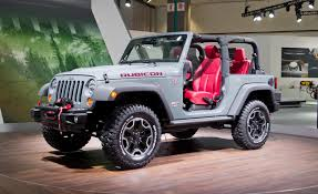 big jeep rubicon handle big modeling project eat 3d