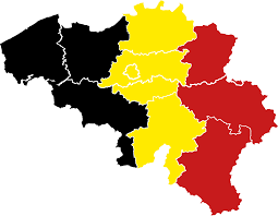 map of begium vector map of belgium political one stop exceptional begium
