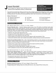 Resume Format Download Accounts Executive by Sales Resume Examples Sample Resume123