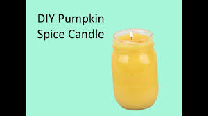 Pumpkin Spice Frappuccino Bottle by Diy Pumpkin Spice Candle Youtube