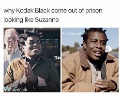 Orange Is The New Black Meme - orange is the new kodak black blackpeopletwitter