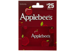 applebee gift card applebee s gift card only 17 at cvs 25 value mexicouponers