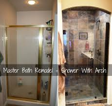Master Bathroom Remodel by Shower Niche Diy Dad