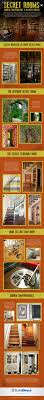 hogwarts style secret door bookcase for book lovers cute diy