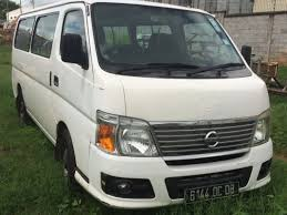 used nissan urvan 2008 urvan for sale riche terre nissan urvan