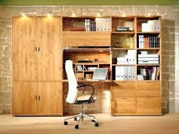bureau avec rangement intégré armoire de rangement bureau growingbox co