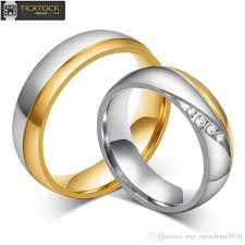 the goods wedding band titanium couples rings for men women gold wedding bands engagement