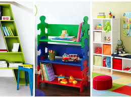 kids room wall decor ideas beautiful shelves designs for