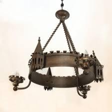 Gothic Chandelier Wrought Iron Antique Chandeliers Antique Lighting Inessa Stewart U0027s Antiques
