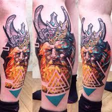 my first piece done by martynas snioka at rock u0027n u0027roll tattoo