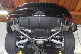 macan porsche turbo new gmg racing porsche macan turbo cat back exhaust now available