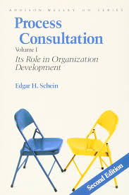 001 process consultation its role in organization development