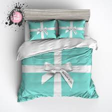 name u0026 co personalized bedding tiffany blue box duvet bedding