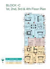 D3 Js Floor Plan Overview Eden Belvedere Eden Group At Nayabad E M Bypass