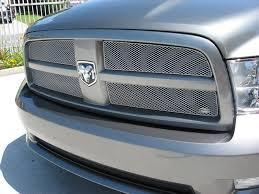 2007 dodge ram 1500 grille assembly grillcraft grill inserts dodge