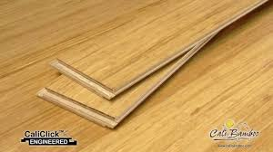 Engineered Hardwood Flooring Vs Laminate Cali Bamboo Natural Fossilized Click Lock Engineered Bamboo