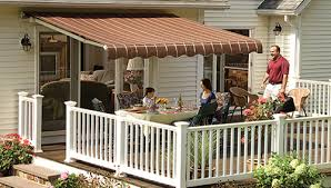 What Are Awnings Sunsetter Vista Awnings Lateral Arm Awning