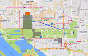 Map Washington Dc Must See Eat Do Recommendations For Washington Dc Tourist Map